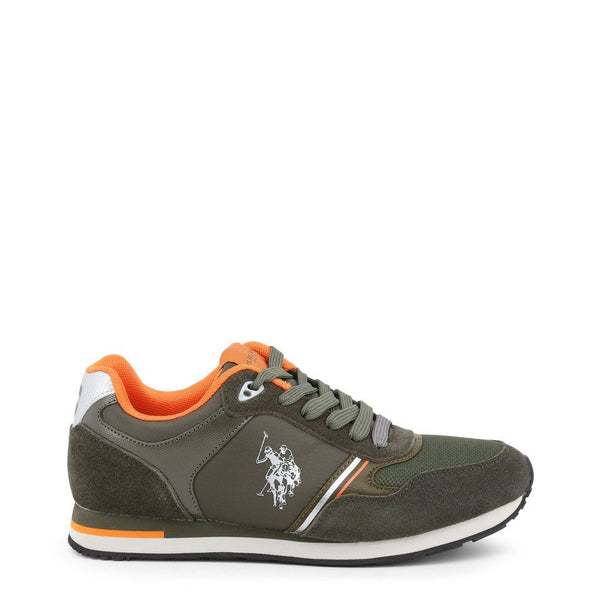 U.S. Polo - FLASH4132W8 Shoes Sneakers U.S. Polo green 40