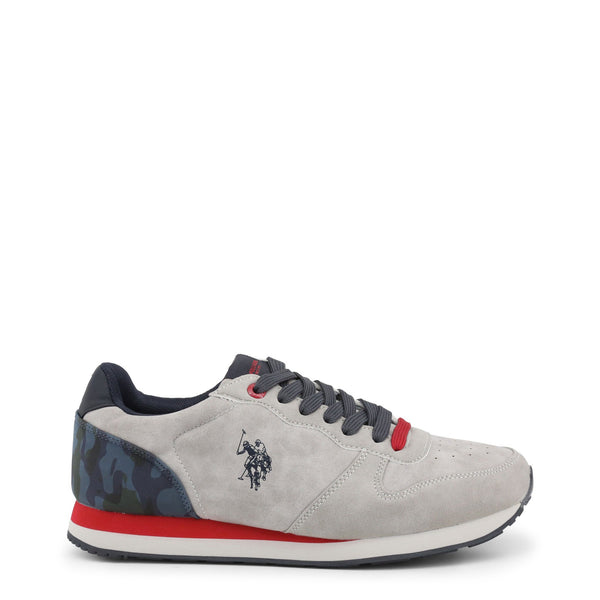U.S. Polo - WILYS4181W7 Shoes Sneakers U.S. Polo grey-2 44