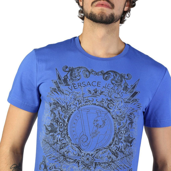 Versace Jeans - B3GRB71B36641 Clothing T-shirts Versace Jeans