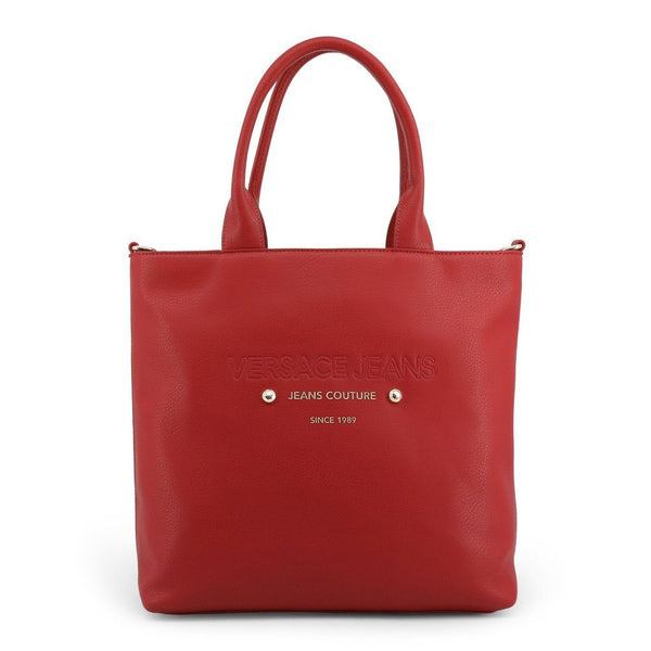 Versace Jeans - E1VSBBS1_70789 Bags Shopping bags Versace Jeans red NOSIZE