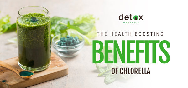 The Health Boosting Benefits of Chlorella