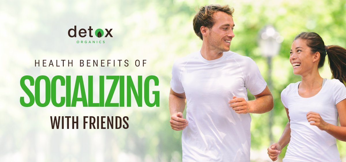 The Health Benefits of Socializing with Friends
