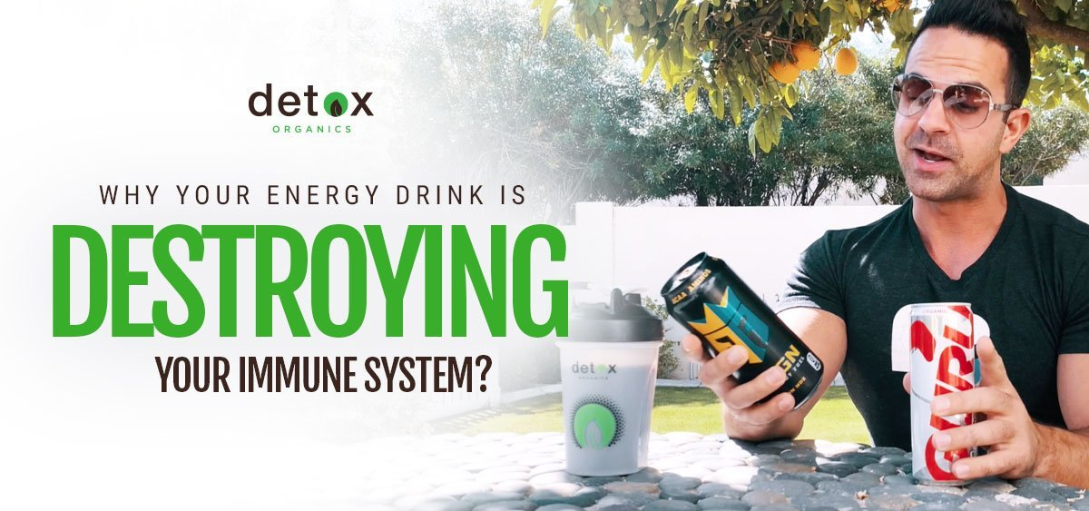 Your Energy Drink is Destroying You