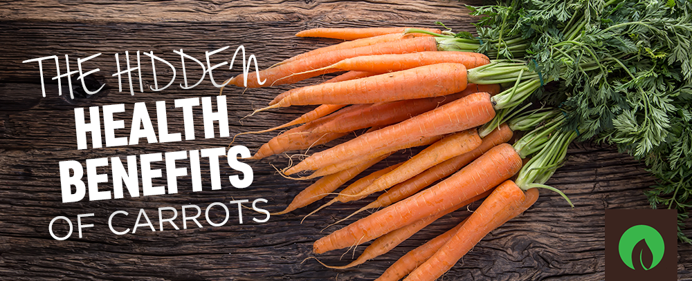 The Hidden Health Benefits of Carrots