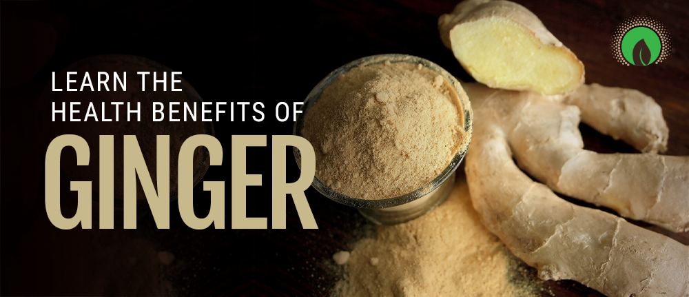 Detoxifying Superfood: Ginger
