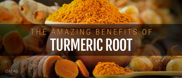 Benefits of Turmeric Root