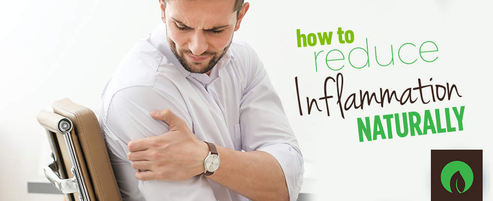 How To Reduce Inflammation Naturally - Detox Organics