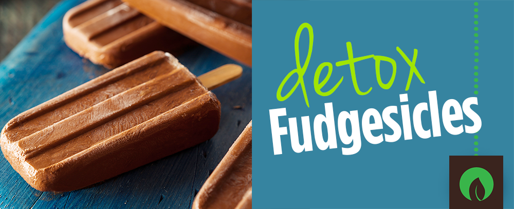 Detox Fudgesicles🍫