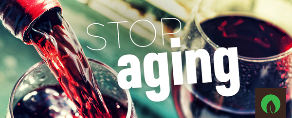 Stop Aging (Foods and Supplements to Prolong your Life)