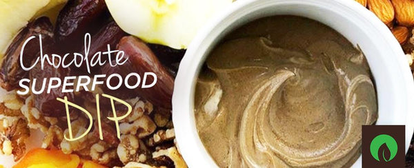 Chocolate Superfood Dip