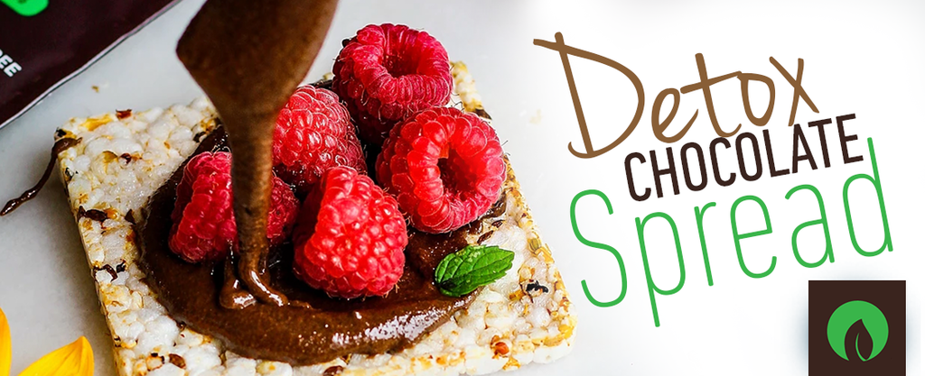 Detox Chocolate Spread