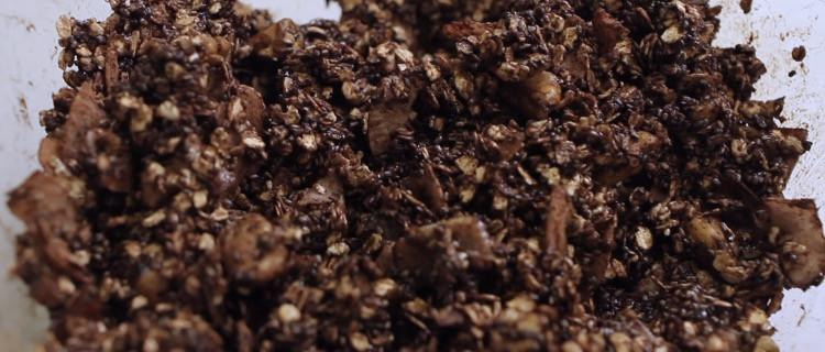 Chocolate 🍫 Detox Granola