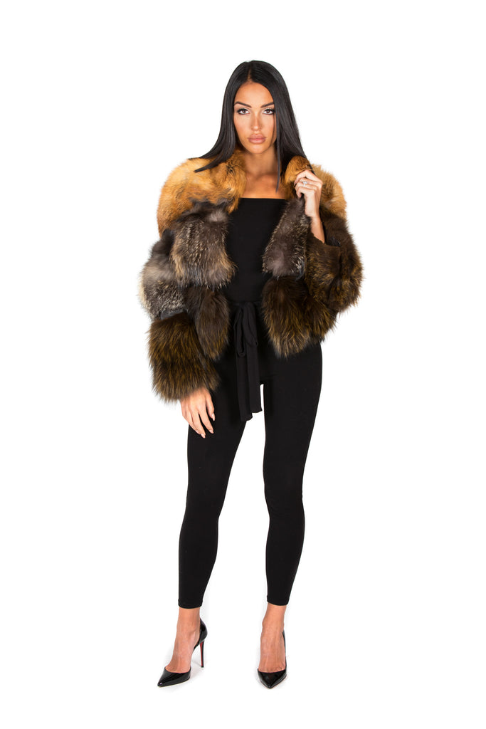 MILANO FUR COAT WOMEN