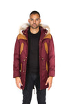 COPENHAGEN PEANUT BUTTER & JELLY  PARKA MEN