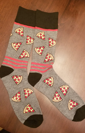 Pizza Pizza Socks Wear Your Favorite Food