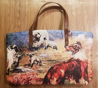 Ladies Collie Shetland Sheepdog Sheltie Purse Sheep Herding