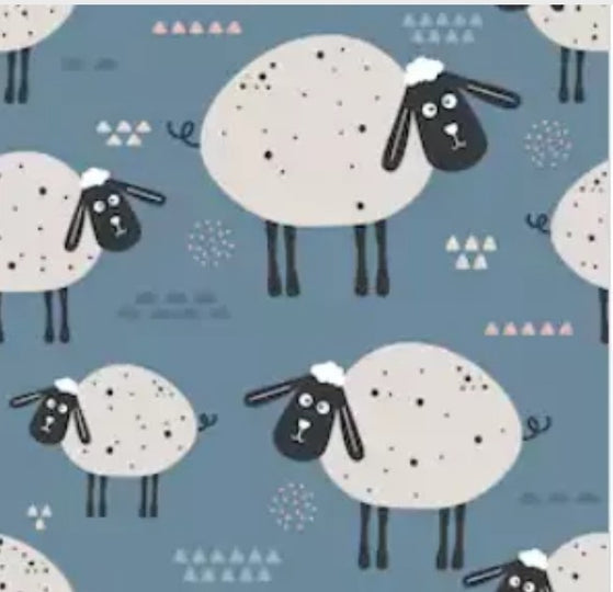 Don't be sheepish with these Sheep Ladies Leggings