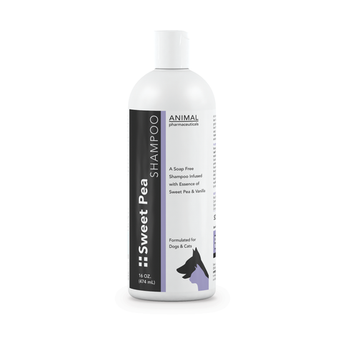 Sweet Pea Shampoo - Animal Pharmaceuticals