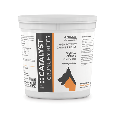 Catalyst Crunchy Bites - Animal Pharmaceuticals