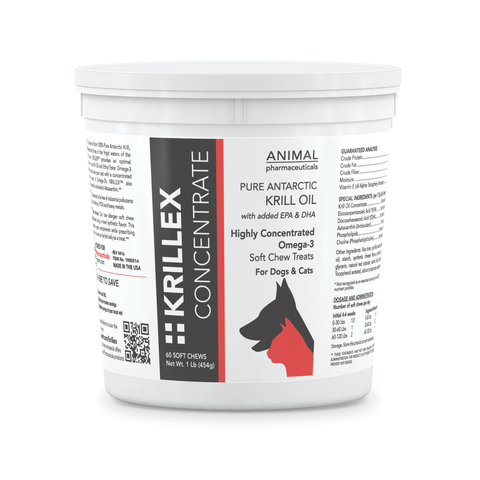 Krillex Concentrate Soft Chews