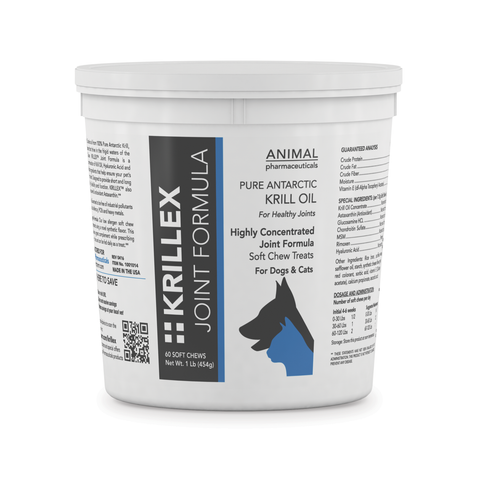 Krillex Joint Formula Soft Chews - Animal Pharmaceuticals