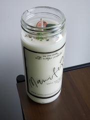 Manifest: 16oz Intention Candle