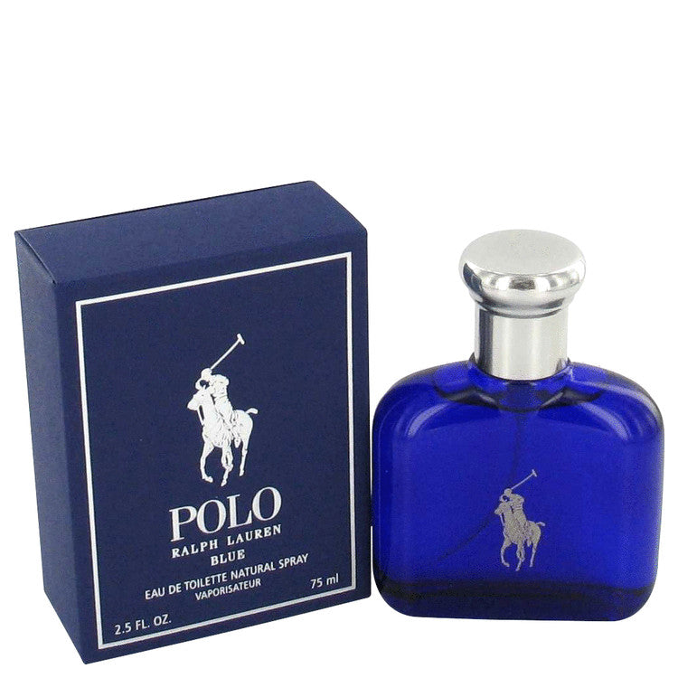 Polo Blue Eau De Parfum Spray (Tester) By Ralph Lauren - For Men