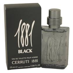 1881 Black Eau De Toilette Spray By Nino Cerruti - For Men