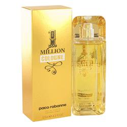 1 Million Cologne Eau De Toilette Spray By Paco Rabanne - For Men