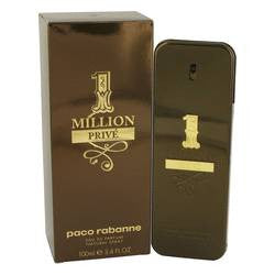 1 Million Prive Eau De Parfum Spray By Paco Rabanne 100% original - For Men