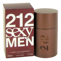 212 Sexy Eau De Toilette Spray By Carolina Herrera - For Men