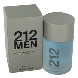 212 After Shave By Carolina Herrera - For Men