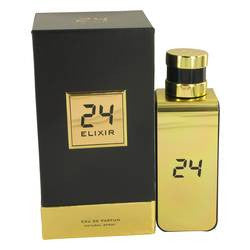 24 Gold Elixir Eau De Parfum Spray By ScentStory 100% original - For Men