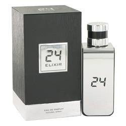 24 Platinum Elixir Eau De Parfum Spray By ScentStory 100% original