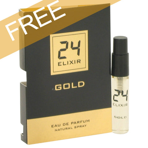 24 Gold Elixir Vial (sample) By ScentStory - Men