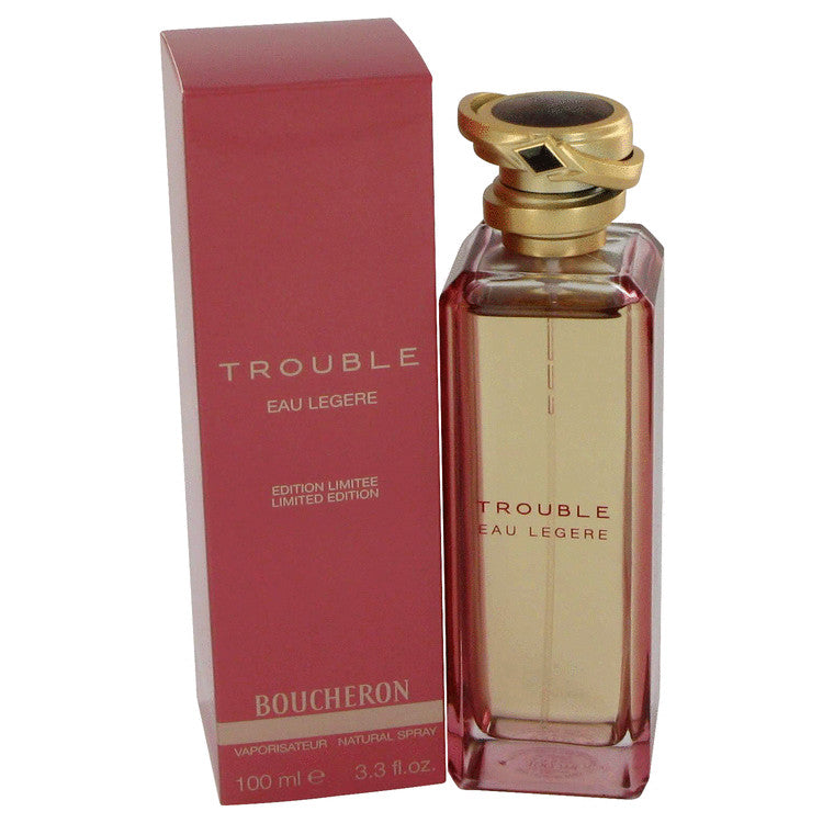 Trouble Eau Legere Eau De Toilette Spray By Boucheron - For Women