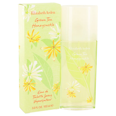 Green Tea Honeysuckle Eau De Toilette Spray (Tester) By Elizabeth Arden - For Women