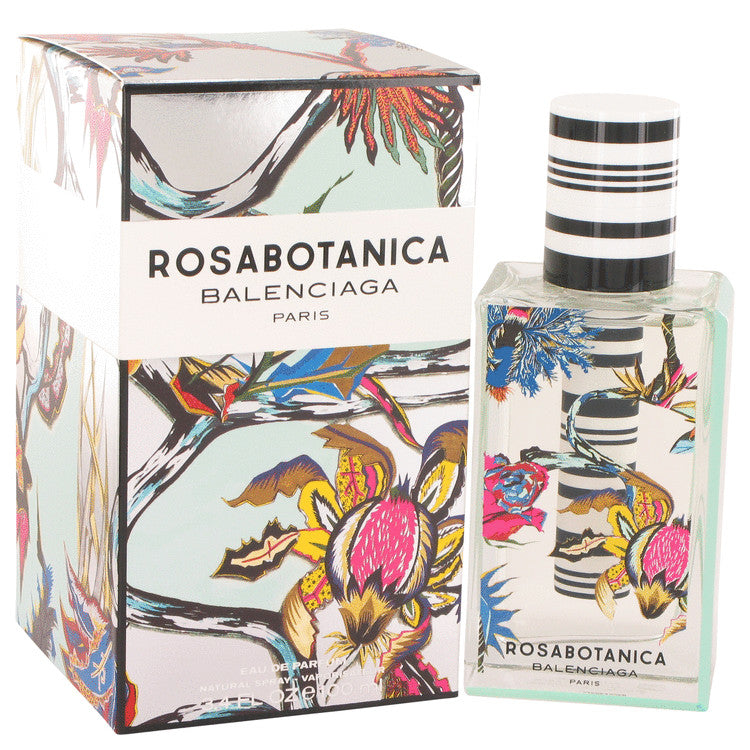 Rosabotanica Eau De Parfum Spray (Tester) By Balenciaga - For Women
