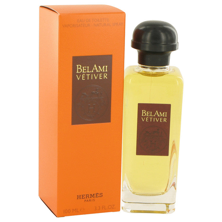 Bel Ami Vetiver Eau De Toilette Spray (Tester) By Hermes - For Men
