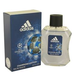 Adidas Uefa Champion League Eau DE Toilette Spray By Adidas - Men