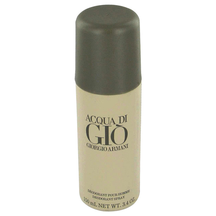 Acqua Di Gio Deodorant Spray (Can) By Giorgio Armani - For Men