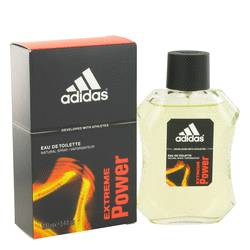 Adidas Extreme Power Eau De Toilette Spray By Adidas 100% original