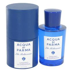 Blu Mediterraneo Ginepro Di Sardegna Eau De Toilette Spray (unisex) By Acqua Di Parma - For Women