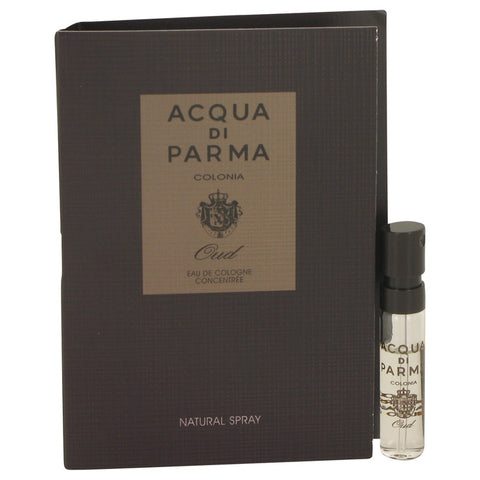 Acqua Di Parma Colonia Intensa Oud Vial (sample) By Acqua Di Parma - For Men