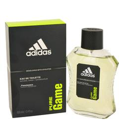 Adidas Pure Game Eau De Toilette Spray By Adidas - For Men