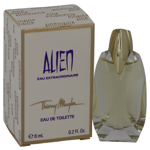 Alien Eau Extraordinaire Mini EDT By Thierry Mugler - For Women
