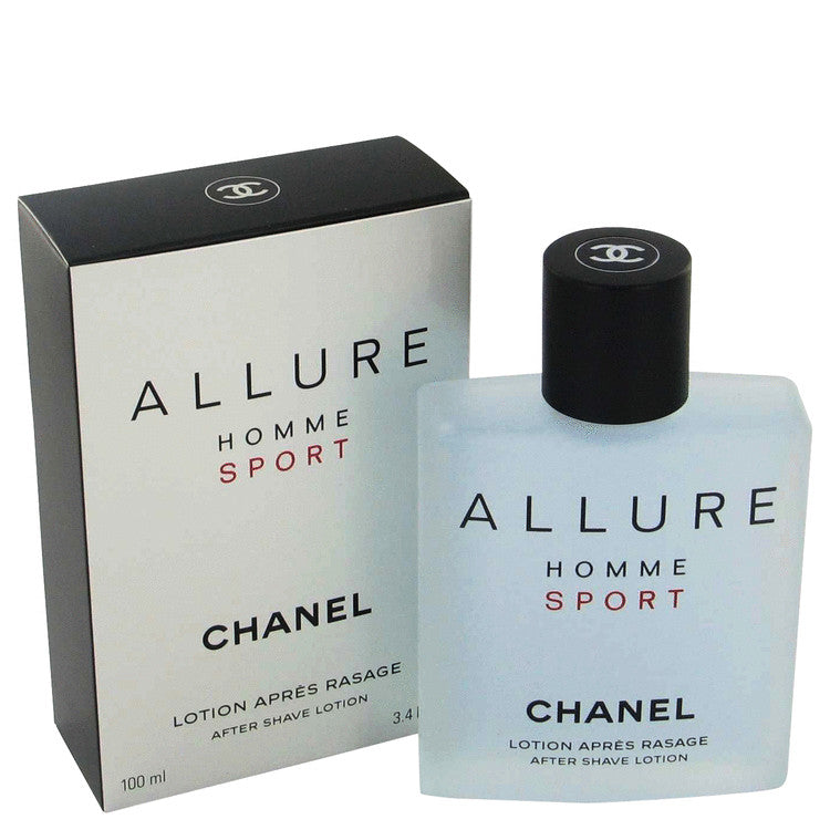 Allure Sport After Shave Moisturizer By Chanel - For Men