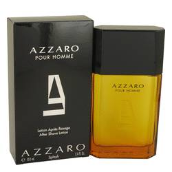 Azzaro After Shave Lotion By Azzaro - For Men