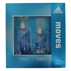 Adidas Moves Gift Set By Adidas - For Women