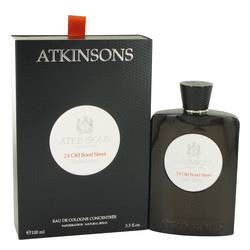 24 Old Bond Street Triple Extract Eau De Cologne Concentree Spray By Atkinsons 100% original